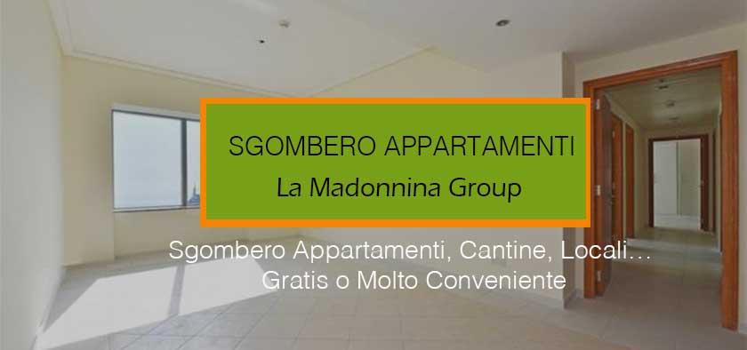 Sgombero Appartamenti Zelo Surrigone